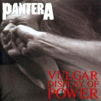 Canción 'By Demons Be Driven' del disco 'Vulgar Display Of Power' interpretada por Pantera