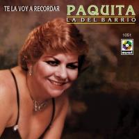 Canción 'Confesion' del disco 'Te voy a recordar' interpretada por Paquita La Del Barrio