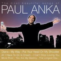 Canción 'Adam And Eve' del disco 'The Most Beautiful Songs of Paul Anka' interpretada por Paul Anka
