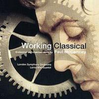 Canción 'Calico Skies' del disco 'Working Classical' interpretada por Paul McCartney