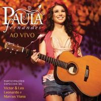 'Tocando em Frente' de Paula Fernandes (Paula Fernandes - Ao Vivo)