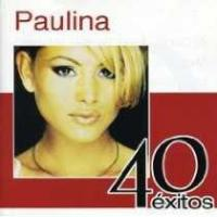 40 aniversario 40 éxitos de Paulina Rubio