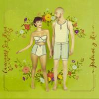 Canción 'Serás' del disco 'Canciones sin ropa' interpretada por Pedrina y Rio
