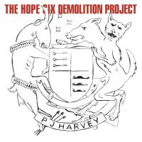 Canción 'A Line in the Sand' del disco 'The Hope Six Demolition Project' interpretada por PJ Harvey