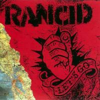Canción 'Black & Blue' del disco 'Let's Go' interpretada por Rancid