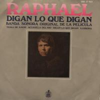 Digan lo que digan (Banda Sonora Original de la Película) de Raphael
