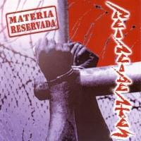 Canción 'No Te Vayas Nunca' del disco 'Materia Reservada' interpretada por Reincidentes