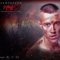Canción 'Méritos Propios' del disco 'Red Vol. 3: Cenizas del apocalipsis' interpretada por Santaflow