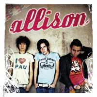 Canción 'Frágil' del disco 'Allison' interpretada por Allison