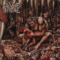 Canción 'Twist The Cross' del disco 'Feasting on Blood' interpretada por Severe Torture