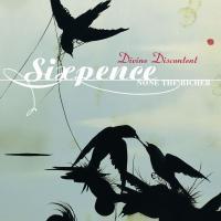 Divine Discontent de Sixpence None The Richer