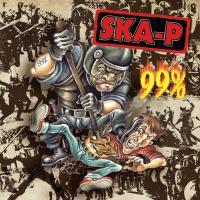 Canción 'Ali baba' del disco '99%' interpretada por Ska-P