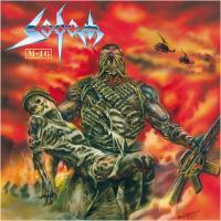 Canción 'Cannon Fodder' del disco 'M-16' interpretada por Sodom