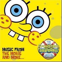 The SpongeBob SquarePants Movie Soundtrack: Music from the Movie and More... de Spongebob Squarepants