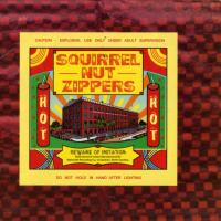 PUT A LID ON IT letra SQUIRREL NUT ZIPPERS
