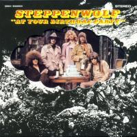 Canción 'Rock Me' del disco 'At Your Birthday Party' interpretada por Steppenwolf