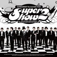 Super Show 2 - Super Junior The 2nd Asia Tour Concert Album cover
