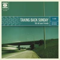 Canción 'Cute without the' del disco 'Tell All Your Friends' interpretada por Taking Back Sunday