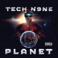 Canción 'Brightfall' del disco 'Planet' interpretada por Tech N9ne