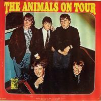 The Animals on Tour de The Animals