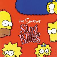 BORN UNDER A BAD SIGN letra THE SIMPSONS