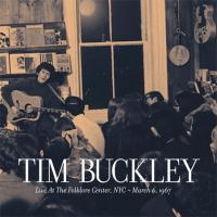 Canción 'Dolphins' del disco 'Live at the Folklore Center 1967' interpretada por Tim Buckley