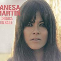 Canción 'Casi te rozo' del disco 'Crónica de un baile' interpretada por Vanesa Martín