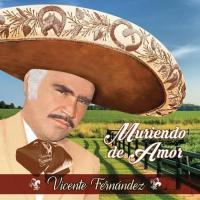Canción 'No Vuelvas por Favor' del disco 'Muriendo De Amor' interpretada por Vicente Fernández