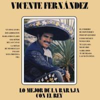 Canción 'Las Mañanitas' del disco 'Lo Mejor De La Baraja Con El Rey' interpretada por Vicente Fernández
