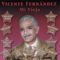 Canción 'Cielito Lindo' del disco 'Mi viejo' interpretada por Vicente Fernández