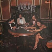 Canción 'Puedes pensar lo que quieras de mi' del disco 'Gata de noche' interpretada por Vox Dei