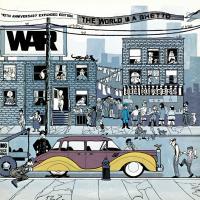 Canción 'The Cisco Kid' del disco 'The World is a Ghetto' interpretada por War