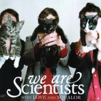 Canción 'Inaction' del disco 'With Love and Squalor' interpretada por We Are Scientists