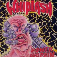 Canción 'Nailed to the Cross' del disco 'Power and Pain' interpretada por Whiplash