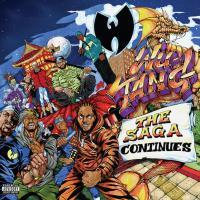 Canción 'Lesson Learn'd' del disco 'The Saga Continues' interpretada por Wu-Tang Clan