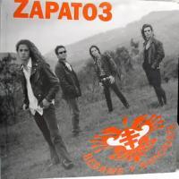 Canción 'Azul azul' del disco 'Bésame y suicídate' interpretada por Zapato 3