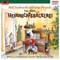 Canción 'Schneeflöckchen, Weissröckchen' del disco 'In der Weihnachtsbäckerei' interpretada por Rolf Zuckowski