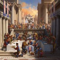 Canción 'AfricAryaN' del disco 'Everybody' interpretada por Logic