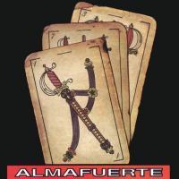 Canción 'Memoria De Siglos' del disco 'Almafuerte' interpretada por Almafuerte
