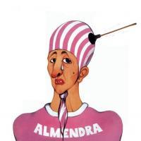 Canción 'Hoy todo el hielo en la ciudad' del disco 'El 1er Álbum Mas los Singles' interpretada por Almendra