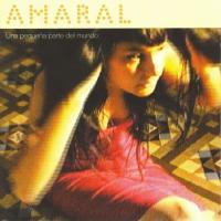 Canción 'Los aviones no pueden volar' del disco 'Una pequeña parte del mundo' interpretada por Amaral
