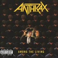 'A Skeleton In The Closet' de Anthrax (Among The Living)