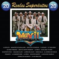 Canción 'Misa de cuerpo presente' del disco '20 Reales Super Exitos' interpretada por Banda Movil