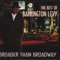 'Broader Than Broadway' de Barrington Levy (Broader Than Broadway)