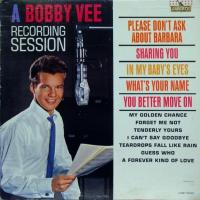 Canción 'Please don't Ask About Barbara' del disco 'A Bobby Vee Recording Session' interpretada por Bobby Vee