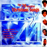 WHITE CHRISTMAS letra BONEY M