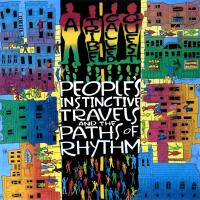 'Go Ahead In The Rain' de A Tribe Called Quest (People's Instinctive Travels and the Paths of Rhythm)