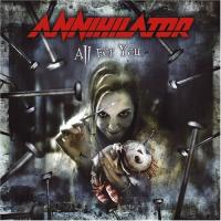 ALL FOR YOU letra ANNIHILATOR