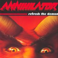 Canción 'Anything For Money' del disco 'Refresh the Demon' interpretada por Annihilator
