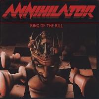 Canción 'Annihilator' del disco 'King of the Kill' interpretada por Annihilator